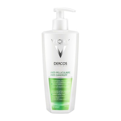 Vichy - DERCOS Shampooing Anti-Dandruf - 390ml Normal/Oily Hair