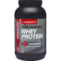 Lamberts Whey protein isolate Chocolate Πρωτεΐνη με Γεύση Σοκολάτα σε Σκόνη 1000gr
