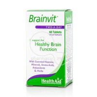 HEALTH AID - Brainvit - 60tabs