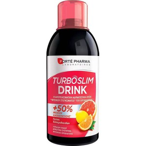 Forte pharma turboslim drink citrus 500ml