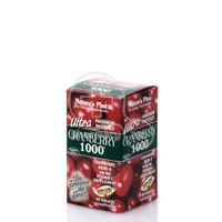 NATURE'S PLUS - ULTRA Cranberry 1000 - 60tabs
