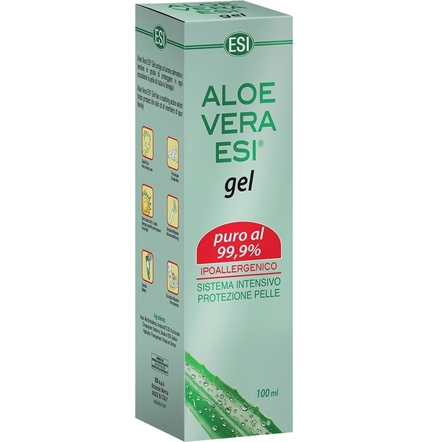 ESI PURE ALOE VERA GEL 100ML