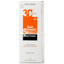 Frezyderm Sunscreen FACE CREAM SPF 30+ - Πρόσωπο, 50ml