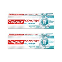 COLGATE SENSITIVE PRO-RELIEF  PASTE 75ML+75ML (1+1 ΔΩΡΟ)