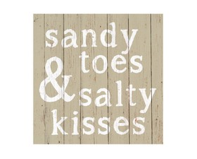 "Paper Products Χαρτοπετσέτα ""Salty Kisses"" 33x33cm."