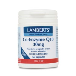 Co-Enzyme Q10 30mg 60 caps