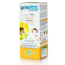 Aboca Grintuss PEDIATRIC Sirop - Βήχας, 180gr