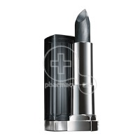MAYBELLINE - COLOR SENSATIONAL Matte Metallics Lipstick No50 (Gunmetal) - 4,4gr