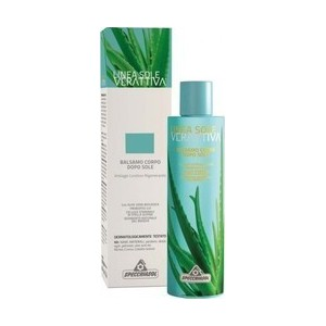 Verattiva after sun balm 200ml by specchiasol