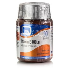 Quest Vitamin E 400IU - Mixed Tocopherols, 30 caps