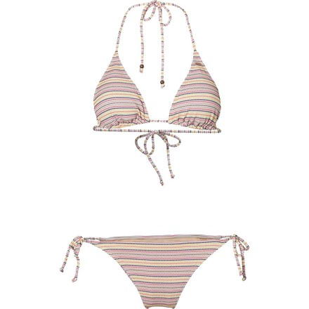 PW STRIPE TRIANGLE BIKINI  Μαγιώ  Εισ.