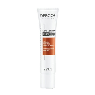 Vichy - Dercos Kera-Solutions Lifeless Ends Serum για Ταλαιπωρημένες Άκρες - 40ml