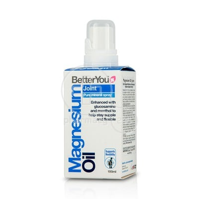 BETTER YOU - Magnesium Oil Joint - 100ml