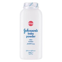 JOHNSON BABY POWDER 200GR