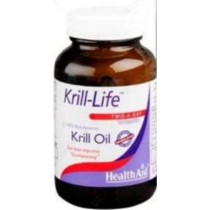 Health aid krill oil 90 caps