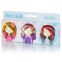 Snails Kids HAIR CHALK (pack of 3)