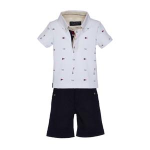 233d688902f Σετ Μπλούζα Polo&Σόρτς