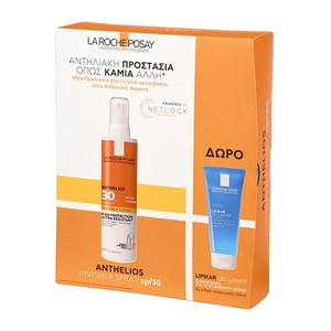 LA ROCHE-POSAY Anthelios invisible spray Spf30 200