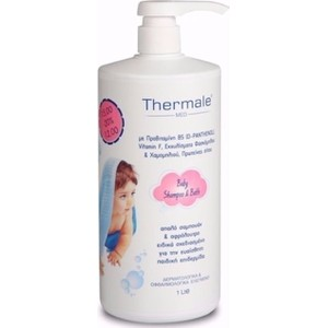 Labo thermale med baby shampoo   bath 1000ml