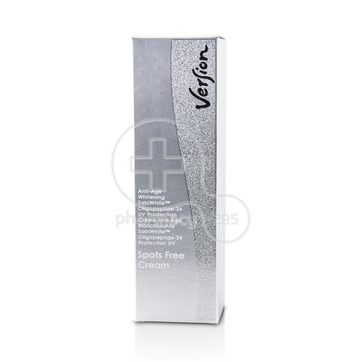 VERSION - Spots Free Cream - 50ml