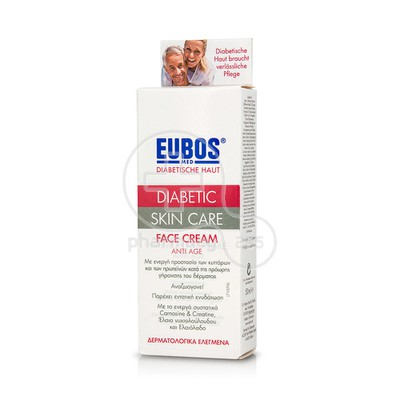 EUBOS - DIABETIC SKIN CARE Face Cream Anti Age - 50ml