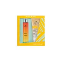 NUXE SUN FRAGRANT WATER 100ML (PROMO+AFTER SUN SHAMPOO 200ML)
