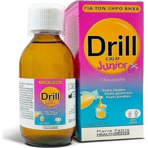 Sante drill calm junior   200ml