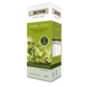 Fective herbal syrup 200ml