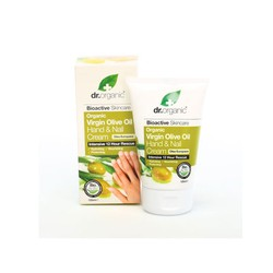 Dr.Organic Olive Oil Hand & Nail Cream 125ml