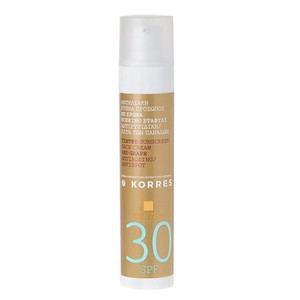 Korres suncare red grape spf30 xroma
