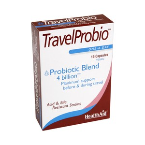 HEALTH AID Travelprobio 15caps