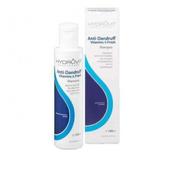 Hydrovit Anti-dandruff Vitamins & Fresh Shampoo 150ml