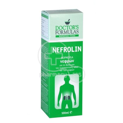 DOCTOR'S FORMULAS - NEFROLIN 100ml