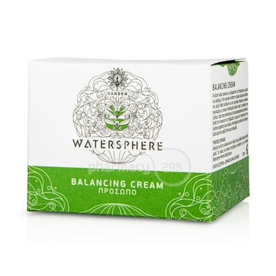 GARDEN - WATERSPHERE Balancing Cream - 50ml