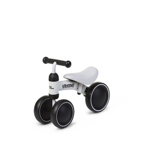 Ride On Ποδήλατο Childhome Baby Bike Vroom White