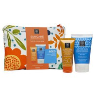 Apivita Νεσεσέρ Suncare Anti-Spot Face Cream Sea Fennel και Pro Algae 50ml & Δώρο After Sun Gel Cream 100ml