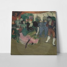 Toulouse lautrec marcelle lender dancing the bolero in  chilperic  423235528 a