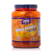 NOW - SPORTS WHEY PROTEIN Dutch Chocolate - 907gr