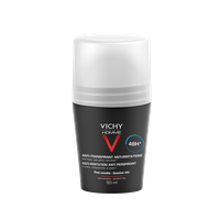 VICHY HOMME DEODORANT ROLL-ON 48H (ΧΩΡΙΣ ΑΡΩΜΑ) 50ML