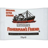 FISHERMAN'S FRIEND ORIGINAL WHITE 25GR