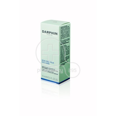 DARPHIN - SOIN DES YEUX Dark Circles Relief & De-Puffing Eye Serum - 15ml