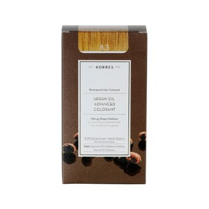 Korres argan oil no 8.3