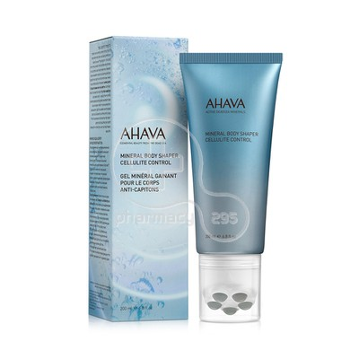 AHAVA - Mineral Body Shaper Cellulite Control - 200ml