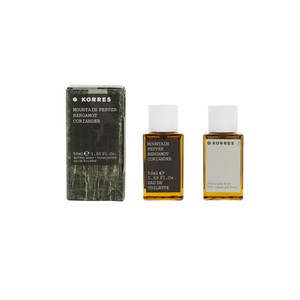 KORRES Ανδρικό άρωμα mountain pepper-bergamot-coriander 50ml