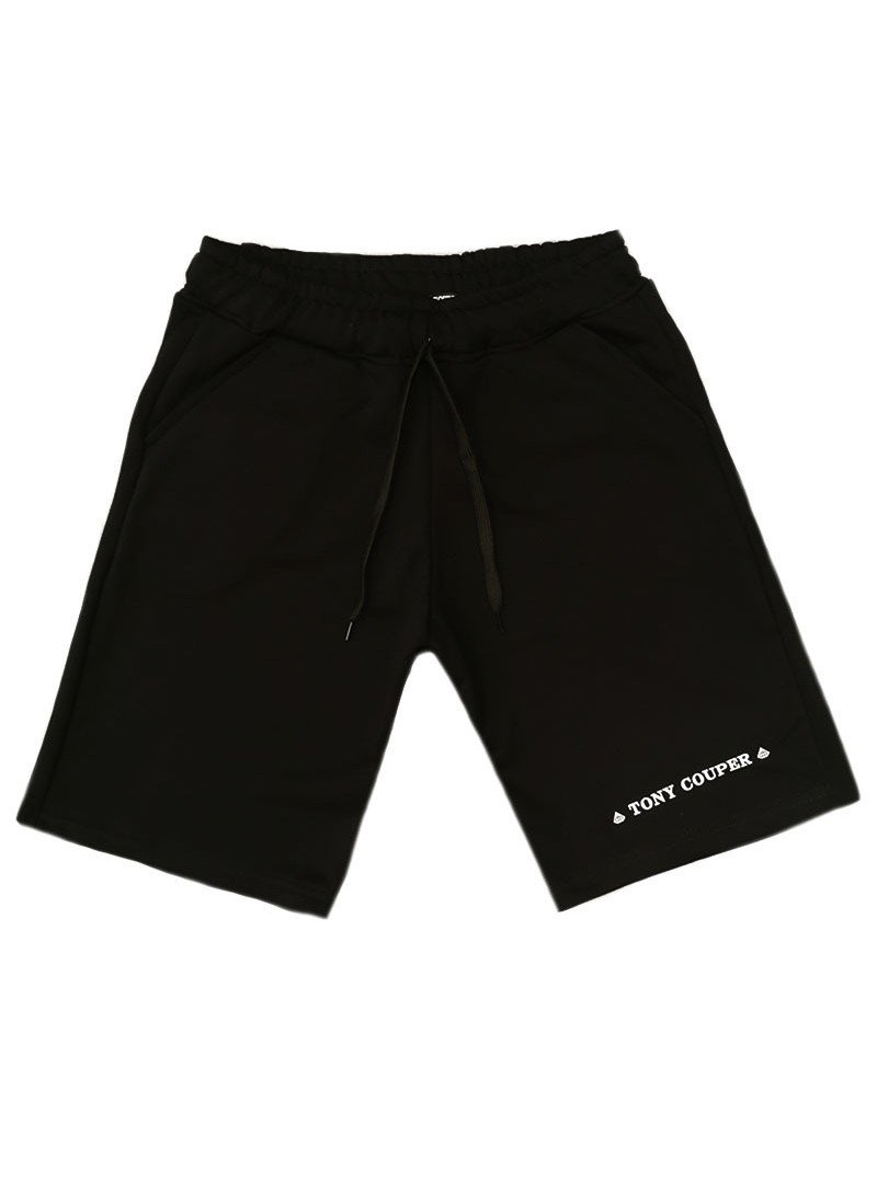 TONY COUPER BLACK CL SHORTS