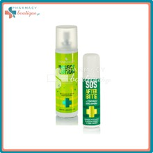 Pharmasept Pack Insect Lotion - Αντικουνουπικό, 100ml & After Bite Roll on - Τσιμπήματα, 15ml