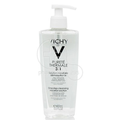 VICHY - PURETE THERMALE Solution Micellaire Demaquillante 3 in 1 - 400ml