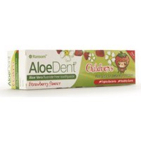 OPTIMA ALOE DENT TOOTHPASTE CHILDREN STRAWBERRY 50ML