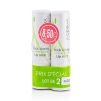 A-DERMA - PROMO PACK SPECIAL PRICE 2 ΤΕΜΑΧΙΑ Stick Levres - 4gr