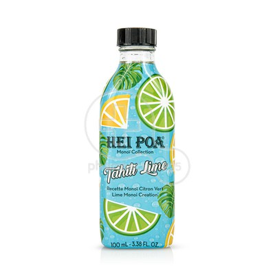 HEI POA - Monoi Collection Tahiti Lime - 100ml